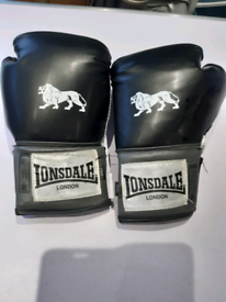 Lonsdale M Core Boxing Training Gloves