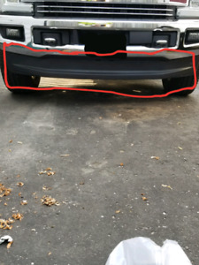 2017 Ford F250 Super Duty 4x4 front air dam valance