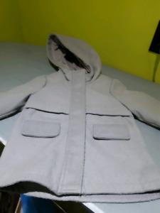 Girls sz 12months pea coat