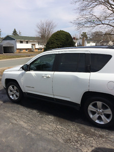 2012 Jeep Compass North Edition SUV, Crossover