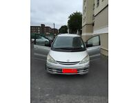 TOYOTA PREVIA D4D DIESEL 8 SEATER SMOOTH ENGINE QUICK SALE