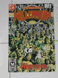 DC Comics Millennium#'s 1,2,3,4,5,6,7 & 8 Batman! WW! comic book