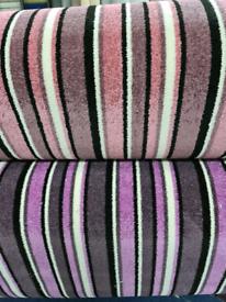 Stripes carpet £8.00 sqmt