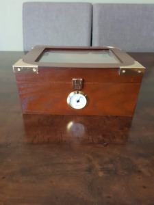 Small Cigar Humidor for sale