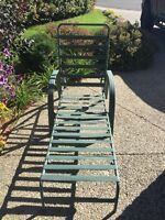 Recliner Lawn Chair $15.00 OBO