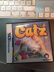 Nintendo DS Games - Cats, Horses, Brain Age 1 and 2