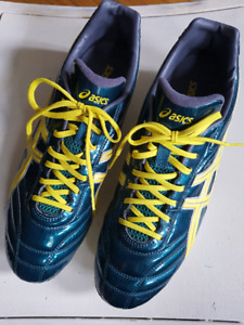 Asics Lethal Flash soccer shoes Brand new
