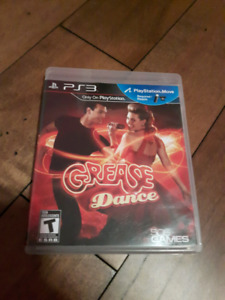Ps3 just dance 3 and grease dance