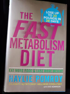 The FAST Metabolism Diet and Cookbook