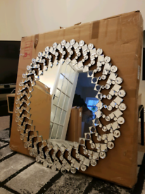 Large Mirror NEW RRP £299 Julien Macdonald Mirror Mantle Mirror
