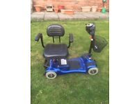 MONARCH MINI CAR BOOT MOBILITY SCOOTER