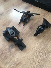 DC MARVEL Batman figurines / vehicles / toys