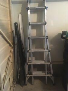 25' Master Craft Ladder