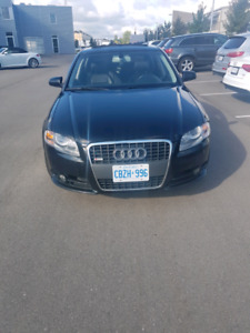 2008 audi a4 b7 2.0t Sline 6 speed manual   117km