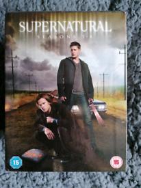 Supernatural - The Complete Seasons 1-8 Dvds