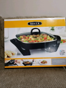 12inch Electric Skillet