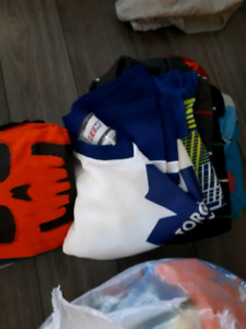 Boys 7/8 clothes lot