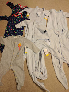 Brand New Baby Boy Clothing 3-6 months