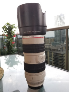 Canon 70-200 2.8L IS Version 1