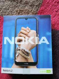 Nokia 4.2 mobile phone. New