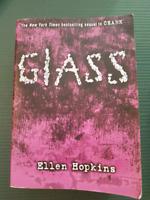 Glass by Ellen Hopkins $2