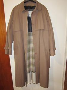 London Fog coat for women