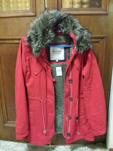 Brand New Abercrombie & Fitch Jacket with Tags