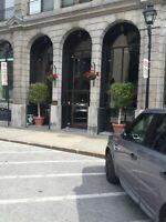Condo vieux Montréal sur 2 étages