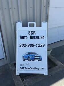 Renees Twice As Nice Liquidation Ltd & SGR Auto Detailing