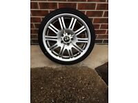 "Bmw M3 19"" alloy wheel front 8jx19"