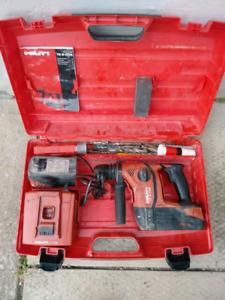 Hilti cordless rotary hammer drill