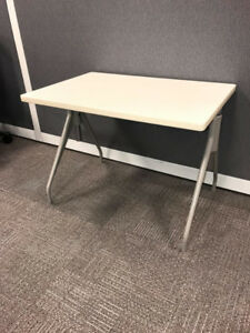 Student Desk or Activity Desk - Adjustable Height Legs