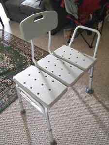 Medical Bath Bench for Elderly Disabled
