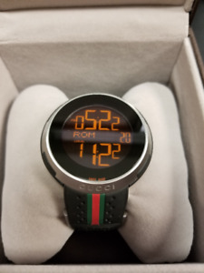 Igucci Mens Watch Like new no scratches or signs of wear