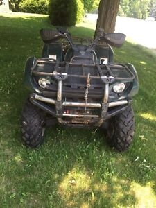 2004 YAMAHA GRIZZLY 660 CC FOR SALE