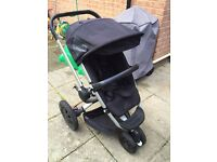 Quinny Buzz 3-Wheel All Terrain Pushchair For Sale