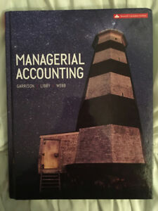 Managerial Accounting (11th Edition)