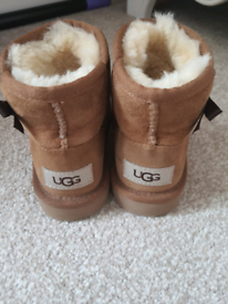 Genuine infant ugg boots size 9