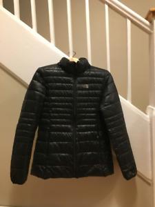 North Face Lightweight Winter Jacket w/ Detachable Hood