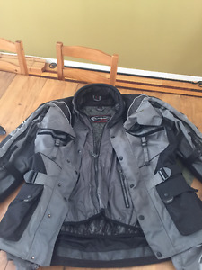 Olympia AST2 Jacket w/liner - Adventure Touring (Large)