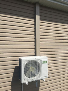AIR CLIMATISE MURAL 12000BTU THERMOPOMPE 1650$ INSTALLER