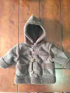 Baby fall blazer and winter coat