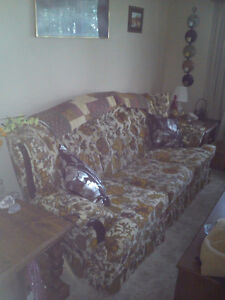 Couche and Chair in great shape