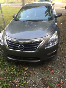 2014 Nissan ALTIMA with low kilometers for sale