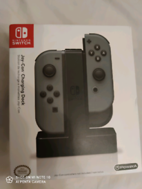 Nintendo Switch Joy-Con Charging Dock. Sealed