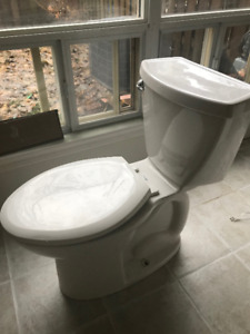 American Standard Toilet - Like new $50
