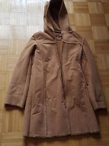 Bedo Suede winter coat