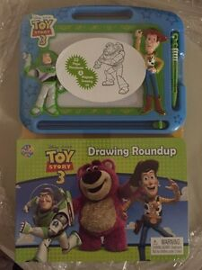 NEW Toy Story 3 Drawing Book