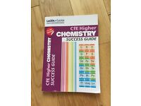 CfE higher chemistry success guide
