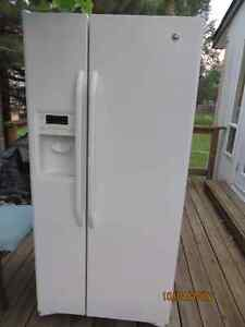 REDUCED PRICE  DOUBLE DOOR ICE-MAKER ONLY $525 can deliver